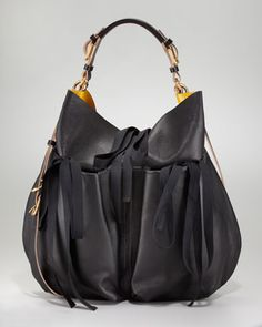 Lambskin Shoulder Bag by Marni at Bergdorf Goodman.