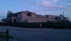 The Lake Worth Casino underway a few months ago.