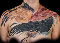 Teresa Sharpe tattoo