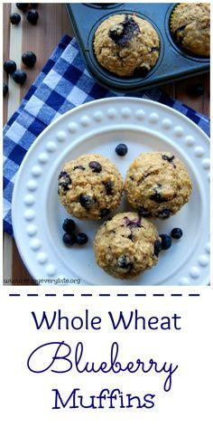 ww blueberry muffins pinterest