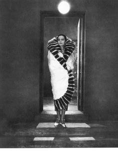 1925 Great Garbo--l'esprit swing's