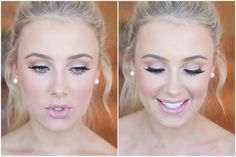 Lauren Curtis makeup