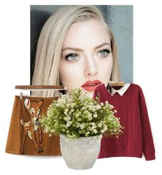"""""""1"""" by doris-popovic ❤ liked on Polyvore featuring Nearly Natural"""