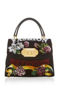 Dolce & Gabbana Fashion Top Handle Bag