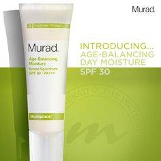Shop our newest Resurgence anti-aging skin care products #CelebrateMurad