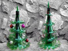 Stromek z pet lahve
