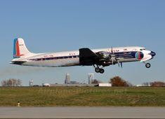 N836D - Eastern Air Lines (Historical Flight Foundation) Douglas DC-7B (1532 views)