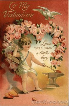 To My Valentine, Love was Once a Little Boy Series V.3