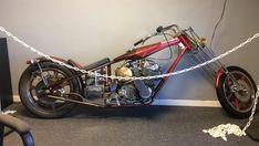 Choppers For Sale, Custom Choppers, Custom Bikes, Honda Cb750, Digger, Hot Wheels, Hot Rods, Arrow, Motorcycles