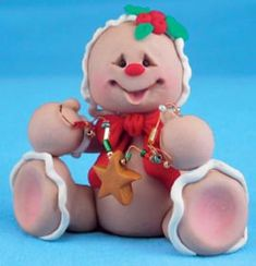 Gingerbread Crafts for Christmas | Start a new Christmas tradition and make your own gingerbread man ...