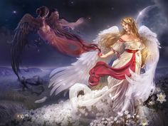 Image detail for -Angel - Angels Wallpaper (9982090) - Fanpop fanclubs
