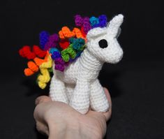 Ravelry: Priceless Pony pattern by Fiona Matters