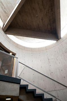 Yale University Art Gallery ••• Louis Kahn                                                                                                                                                                                 More