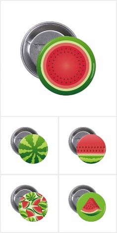 Fruity Buttons