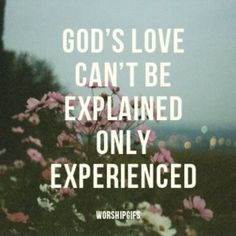 This is so true! God's love can't be explained there is no word to explain the greatness of His love. #bible #Best #christian #christ #cross #believe #christianity #follow #followme #God #insta #instapic #instalove #instareligion #instagood #instasaved #good #jesus #king #lord #religion #saved #tagsforlikes #picoftheday #photooftheday #instaChristian #instaChristianity…