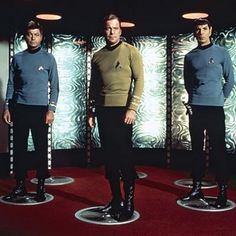 The original Star Trek....a life requirement...LOL.  I don't go to conventions don't worry....but I did love the show:)P