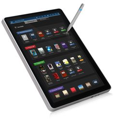Kno Tablet UI