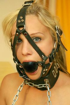 Bdsm girls with gags