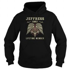 JEFFRESS Family Lifetime Member - Last Name, Surname TShirts #name #tshirts #JEFFRESS #gift #ideas #Popular #Everything #Videos #Shop #Animals #pets #Architecture #Art #Cars #motorcycles #Celebrities #DIY #crafts #Design #Education #Entertainment #Food #drink #Gardening #Geek #Hair #beauty #Health #fitness #History #Holidays #events #Home decor #Humor #Illustrations #posters #Kids #parenting #Men #Outdoors #Photography #Products #Quotes #Science #nature #Sports #Tattoos #Technology #Travel…