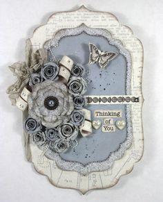 Spellbinders: Grand Labels Four Spellbinders: Bitty Blossoms Spellbinders: Rose Creations