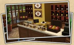 Around the Sims 3   Downloads   Objects   Chocolatier