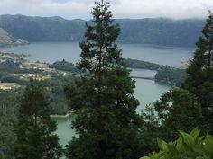Blue & green lakes - São Miguel