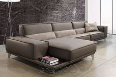 Mokambo Designer Sectional Sofa By Gamma Arredamenti Furniture Living Room Leather