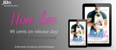 Abibliophobia Anonymous                 Book Reviews: **RELEASE DAY**  Untamable by Jamie Schlosser