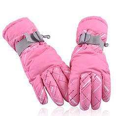 HUO ZAO Winter Snow Ski Gloves for Mens Warm Waterproof Winter Outdoor Cycling Snowmobile (AG-05) >>> Find out more about the great product at the image link.