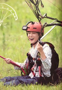 Bts Summer Package, Bts Jimin, Helmet, Bicycle, Packaging, Movies, Movie Posters, Bike, Hockey Helmet