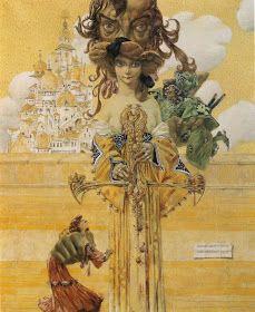 Art Nouveau et Jugendstil. Courants artistiques et littéraires de 1880 à 1920: Le dernier symboliste, Gustave-Adolphe Mossa