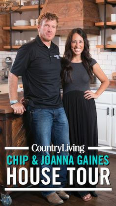 If you love Chip and Joanna Gaines as much as we do, seeing glimpses of their stunning farmhouse on HGTV's Fixer Upper, has most likely left you wanting more. Take a peek into their Victorian home, which sits on 40 acres in Waco, Texas.