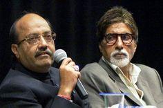 अमर सिंह ने बोफोर्स घोटाले में घसीटा अमिताभ बच्चन का नाम