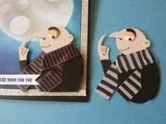 Crafty Cow Creations: how to make Gru - another awesome tutorial