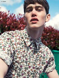 The Secret Garden by Nigel Lew ft Graeme M. for Male Model Scene
