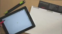 The first capacitive stylus working on any touchscreen and papersheet with the finest same pencil tip