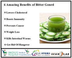 6 Amazing Benefits of Bitter Gourd...