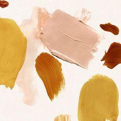 Current colour palette | Talia Posterli | Colorful & Accent Colors