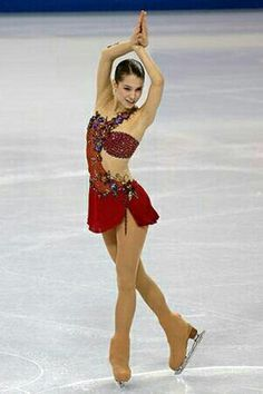 Inspiration tenue patinage