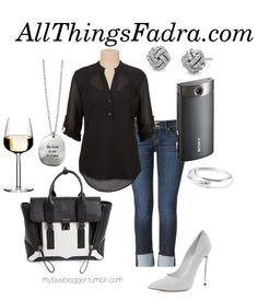 Fadra fromAllThingsFadra.com  She's witty, she's smart and she will captivate you!