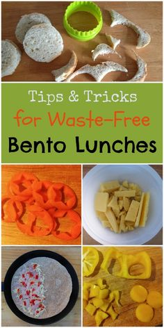 Eats Amazing UK - Tips and Tricks for Waste Free Bento Lunches - Use up your leftover food scraps