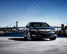 Acura—building a bridge between luxury and performance.