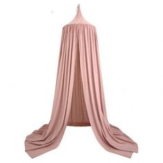 Numero 74 Numero 74 Cotton Canopy Tent - Dusty Pink Growing Footprints