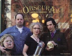 Oddities - great show. The coolest things are in that shop...