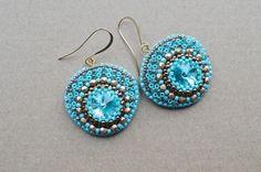 Earrings by MadarasJewelry on Etsy, $40.00