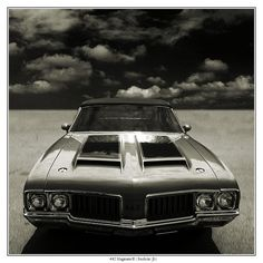 70' Oldsmobile Cutlass 442
