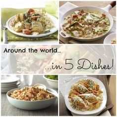 Rice Dishes from Around the World | Real Women of Philadelphia