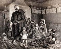 Crimean Tatar Home