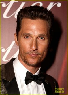 matthew mcconaughey en la gala del  palm springs film festival awards  2014