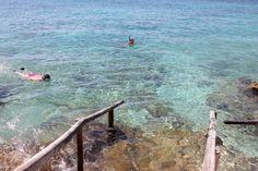 Passeio de Playa del Carmen a Cozumel, snorkeling no Parque Chankanaab com crianças